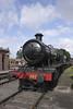 28XX steam locomotive at Didcot Railway Centre September 2011