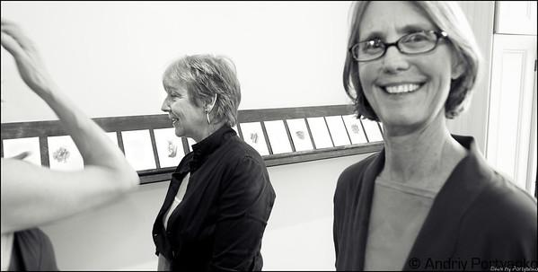 Katherine Kavanaugh & Jennifer Wallace