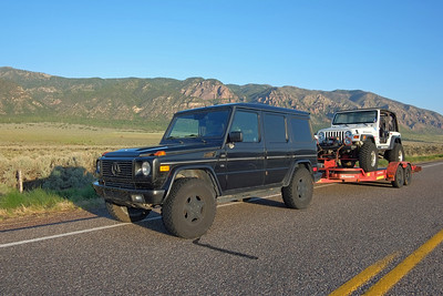 Moab, Jeeps & Beer