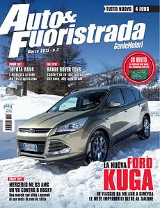 Auto & Fuoristrada   Marzo 2013 - n.3