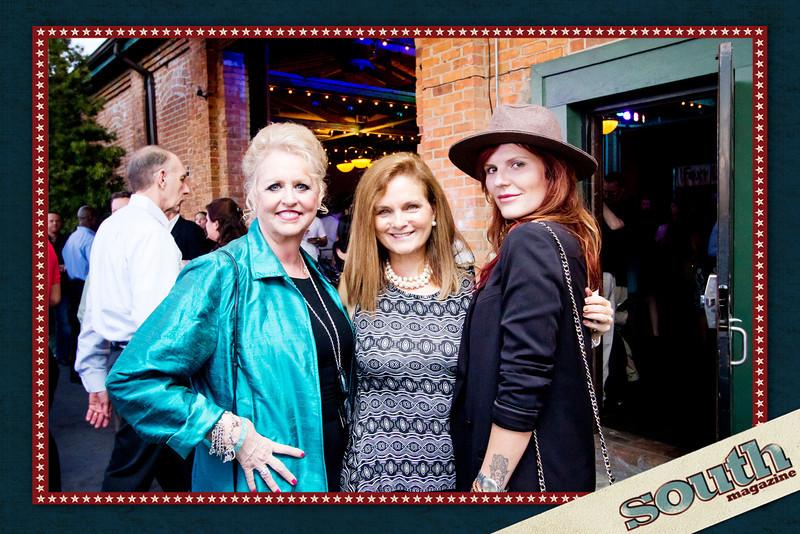 Joy Youngbloog, Marjorie Young, and Ashley Borders