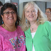 <b>Sylvia Pelizza and Elinor Williams</b> Ding Darling Staff Visit/Sylvia Pelizza's Going Away Luncheon September 10, 2014 <i>- Kay Larche</i>