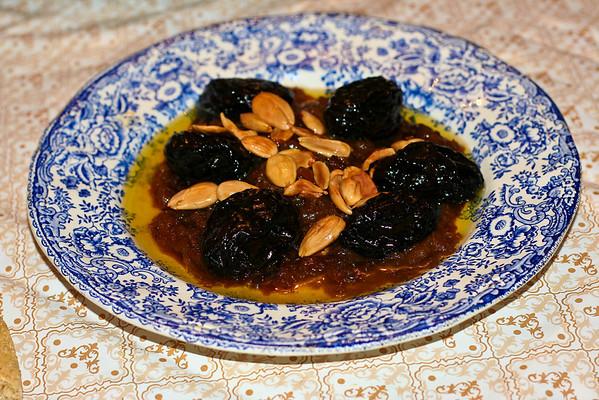 Dinner in Morocco