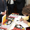 The Launch of 'Directory of World Cinema: Belgium' held at the residence of Ambassador Marc Calcoen, the Consul General of Belgium