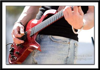 Lead guitarist.