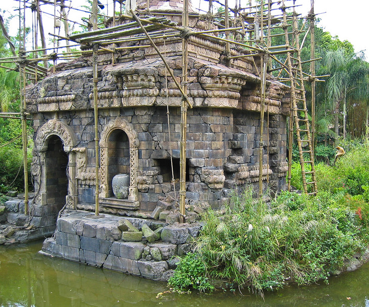 <b>Jungle Structure in Animal Kingdom</b>   (Apr 23, 2005, 12:58pm)