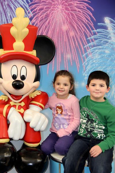 Disney on Ice 01-04-14