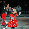 Kids from 1 to 99 got excited when the world's most famous Mouse couple made their grand arrival.