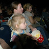 Katie was was obviously fascinated with the show and I think Annette had a good time also.