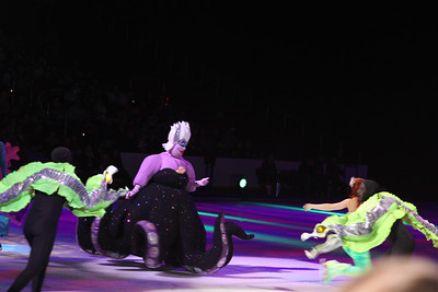 Disney on Ice December 2012