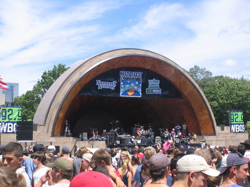 Dispatch at the Hatch Shell