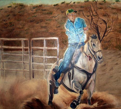 Rodeo Art Show 1/06/2011