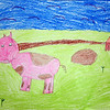 Here are a few of the more than 300 entries — from kindergarten to 12th grade — in this year's Goose Creek CISD annual Rodeo Art Show at the Goose Creek CISD Administration Building. The public is invited to view the artwork on Friday, Jan. 6, Monday, Jan. 9, and Tuesday, Jan. 10 from 8 a.m. to 5 p.m.