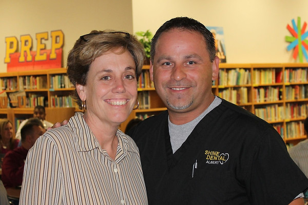 Partners In Education 9/25/2012