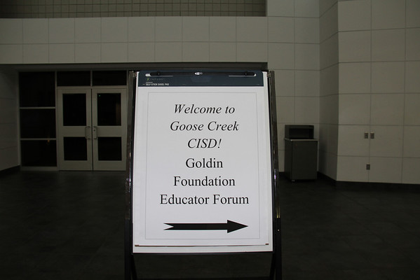 2014 Golden Foundation Educator Honorees