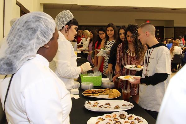 2015 Student Workforce Connection Employer Appreciation Luncheon