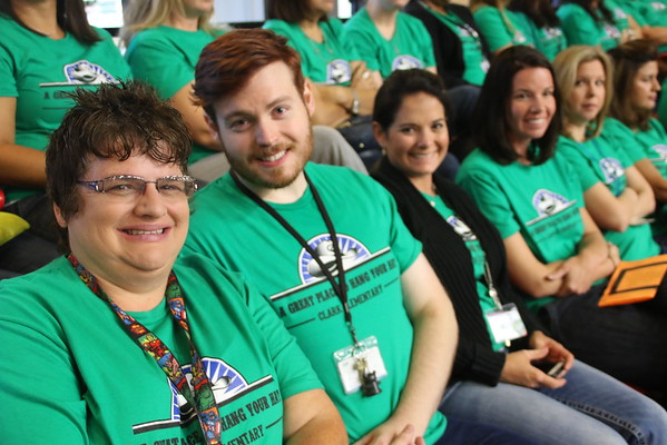 2015-2016 Back to School Convocation, August 19, 2015