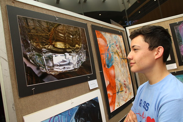 2016 Students' Spring Art Show