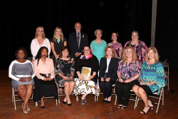 2016 Teachers of the Year and Retiree Gala