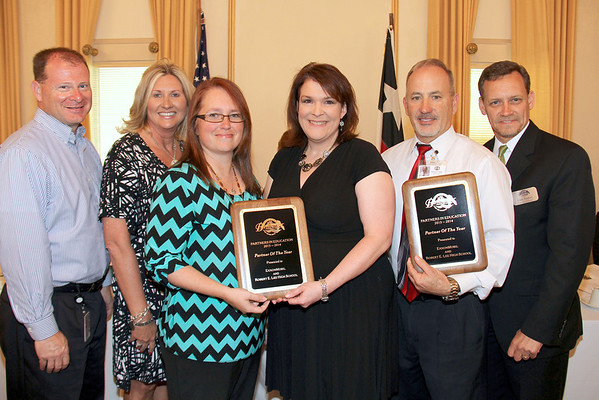 Partners In Education Recognition