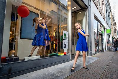 Base4Dance bij Expresso Fashion - Lange Bisschopstraat