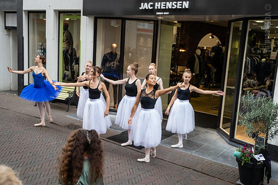 Danzo Dansstudio ballet bij Jac Hensen - Lange B.