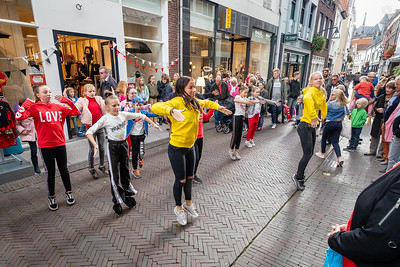 Dansschool SVS Schalkhaar bij Amazing Kids - Lange B.