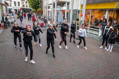 Create Dance bij ANWB - Broederenstraat