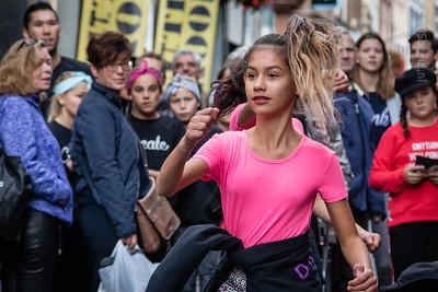 Danzo Dansstudio bij Engelen Schoenmode - Lange Bisschopstraat