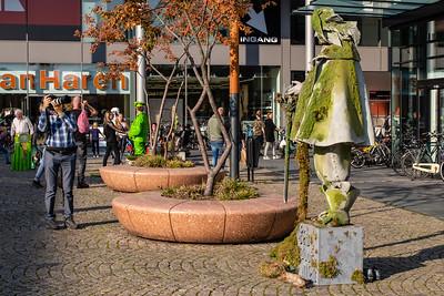 Living Statues - Levende Standbeelden Boreel 2018