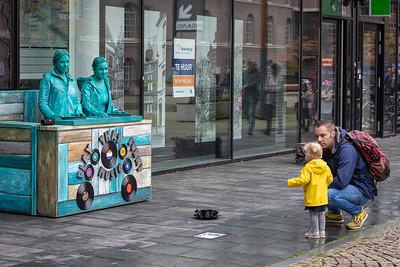 Living Statues Boreel 2019