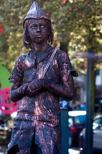 World Statues Arnhem 2012