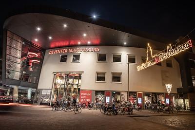 'Welkom in Deventer!' bij de Deventer Schouwburg