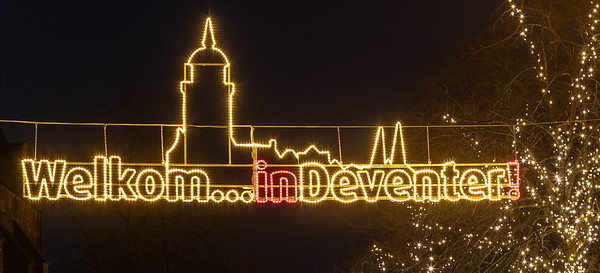 Kortom: Welkom in Deventer!