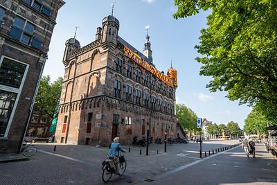 Voorstad Verbindt - de Brink kleurt Rood Geel - mei 2018
