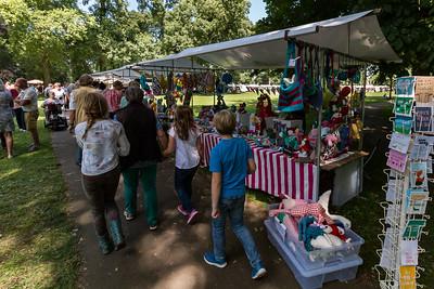 Zeldzaam Mooi Festival 2016 - Worpplantsoen Deventer