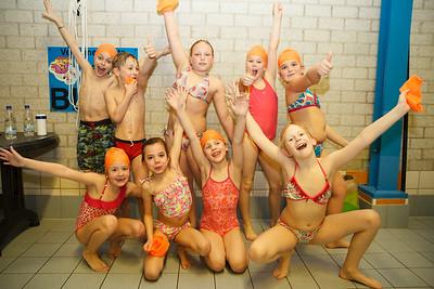 Zwem Olympiade 2016