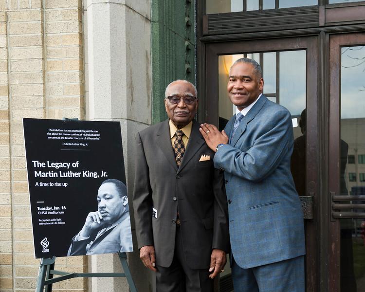 MLK Day Celebrated 1/16/18