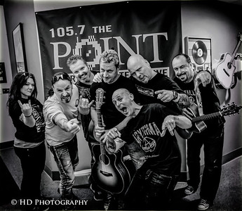 Divine Sorrow @ 105.7  THE POINT