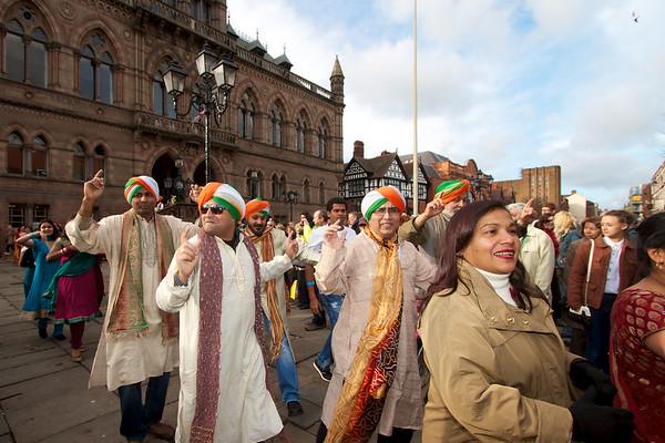 Diwali 2011 in chester