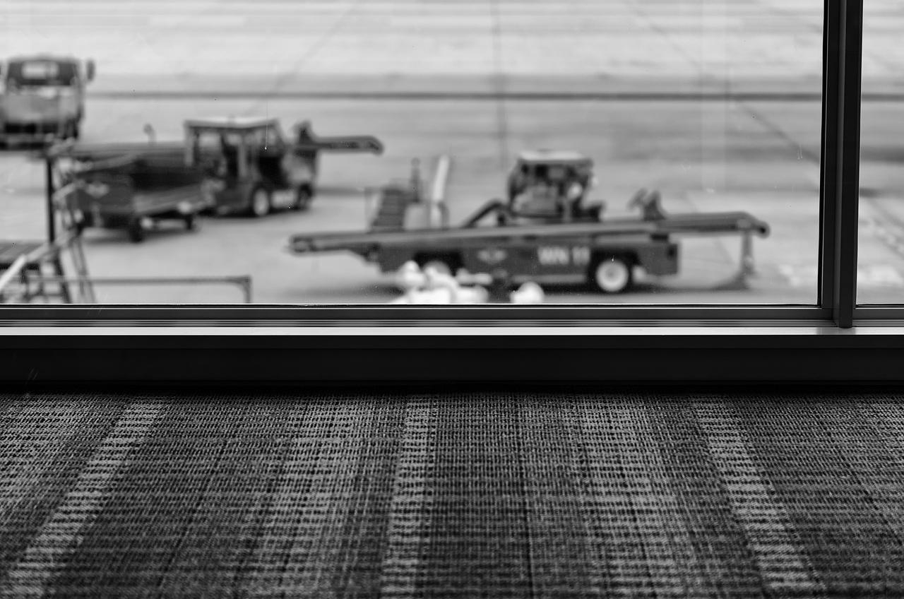 Waitin' for a plane