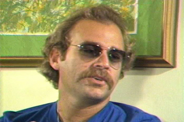 "Jimmy Buffett interview and concert footage that aired on CNN in 1981. This piece was shot in Greenville NC during Buffett's ""Coconut Telegraph"" tour."