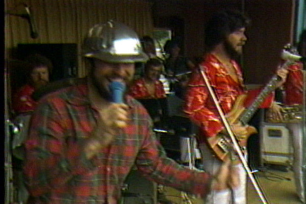 The Embers from the 1981 Beach Music Festival in Emerald Isle. This segment was part 2 of a half hour Beach Music program that aired on a local broadcast stations. It features interviews with Bobby Tomlinson and Jackie Gore about the Embers and Beach Music plus a medley of songs from the Embers' repertoire.