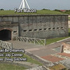 "This video of Fort Macon is laced with black and white images from the past depicting scenes of normal historic activities. The video is set to the music of Jay Conner, "" I Must Be Dreaming""."