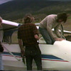 Barry Willis, Neal Lewis and Doug Gilchrist at the Borderland Airport Southeast of San Diego flying in a fixed wing sailplane. The pilot for these flights from 3,500 ft.back to the airport was Barry Willis. This video was shot in 1980 and we're all still alive to tell the story.