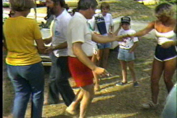 "This is all about the ""Shag"". This piece, from the Beach Music Program I produced for broadcast in 1981, has footage from the Beach Music Festival and a shag contest in Wilmington. Can you do the ""Shag""?"