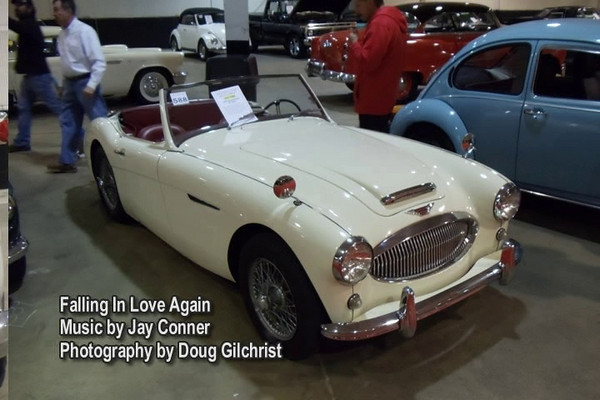 I had an Austin Healey like the one shone here back in the early 70s. The top leaked when it rained but it was sure fun to drive. Maybe you'll see a car you used to own or want in this video of autos from a vintage auto auction in Raleigh.