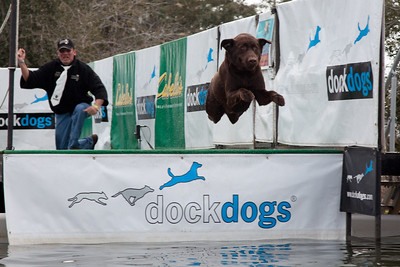 Dock Dogs SEWE 2009
