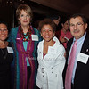 Linda Stein, Deborah Krulewitch, Edith Perez, Hyman Muss<br /> photo by Rob Rich © 2007 robwayne1@aol.com 516-676-3939