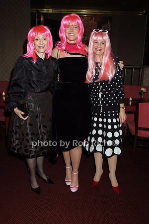 Evelyn Lauder, Laura Esserman, Myra Biblowit photo by Rob Rich © 2007 robwayne1@aol.com 516-676-3939